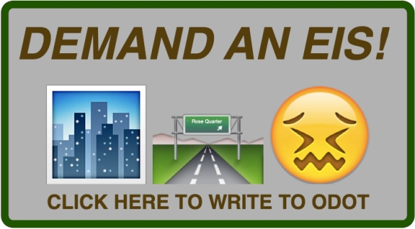 click HERE to demand that ODOT conduct a full Environmental Impact Statement.